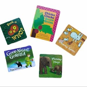 Other - Classic Board Book Lot